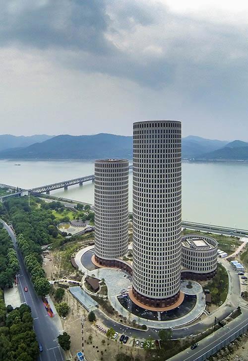 超高办公楼